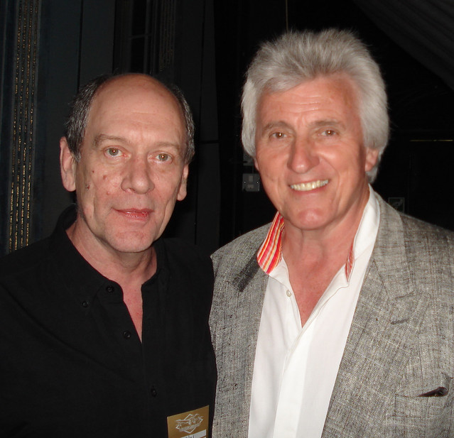 Bruce Welch: Mike With Bruce Welch