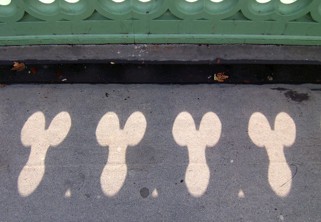 Westminster Bridge Shadows