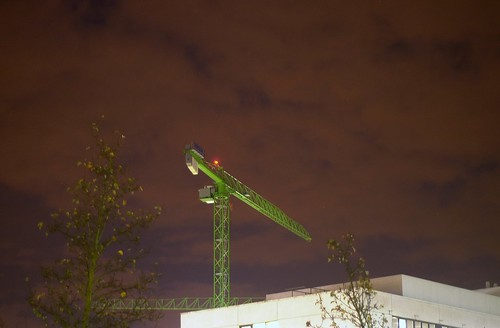 Night Crane.