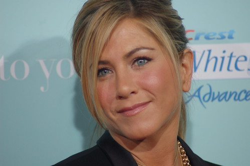Jennifer Aniston | by Sharon Graphics