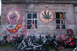 Christiania, Copenhagen | by annaspies
