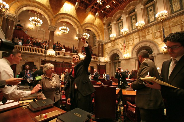 Governor Cuomo Announces Passage of Marriage Equality Act