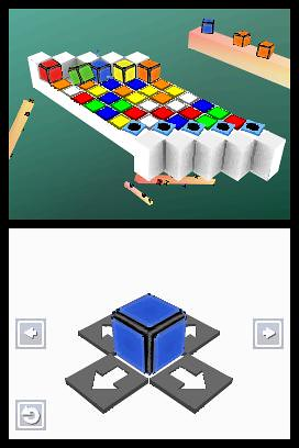 Rubiks Puzzle World screenshot | by gamesweasel