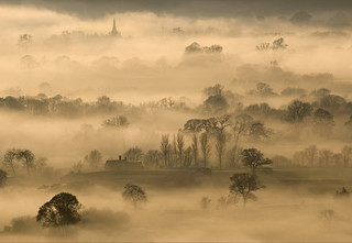 Mist on the Welsh Marches | by Danny Beath