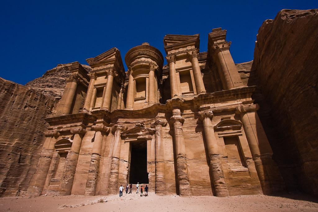 Petra : al-Deir II by mouzhik