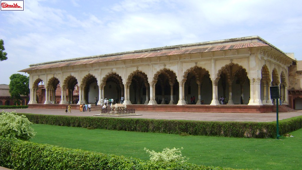 Image result for agra fort deewan e aam