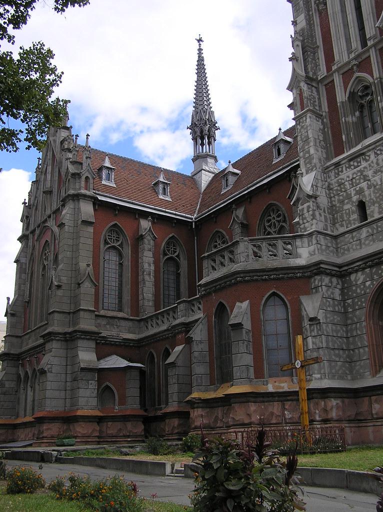 Polnische Kirche Hamburg