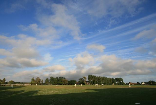 Howzat! West Island Vs GKN - Isle of Wight Cricket League Div I