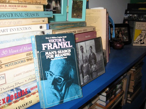 Man's Search for Meaning, by Viktor Frankl | by elycefeliz