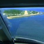 Landing: Final Approach Nauru island