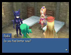 Final Fantasy IV DS screenshots | by gamesweasel