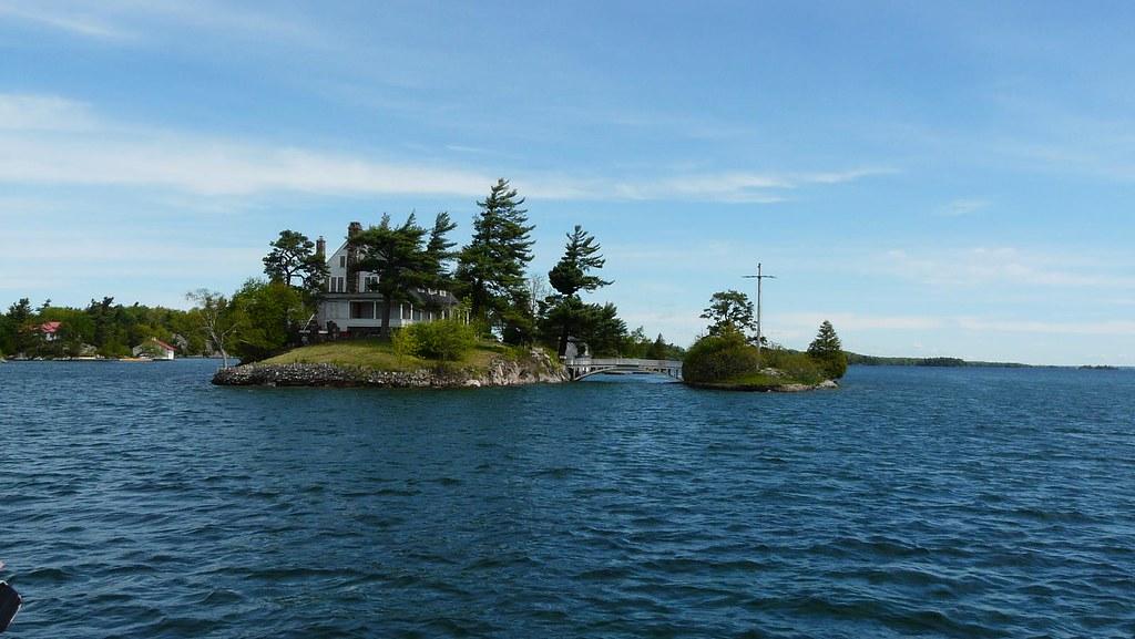 Islands in Kingston