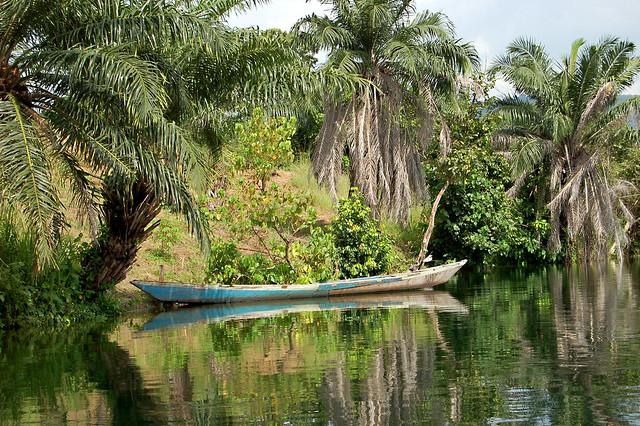 Lake Volta - Ghana
