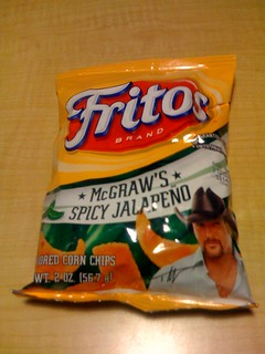 McGraw's Spicy Jalapeño Flavored Corn Chips | by naterogers