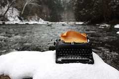 A river of words | by TudorCostache