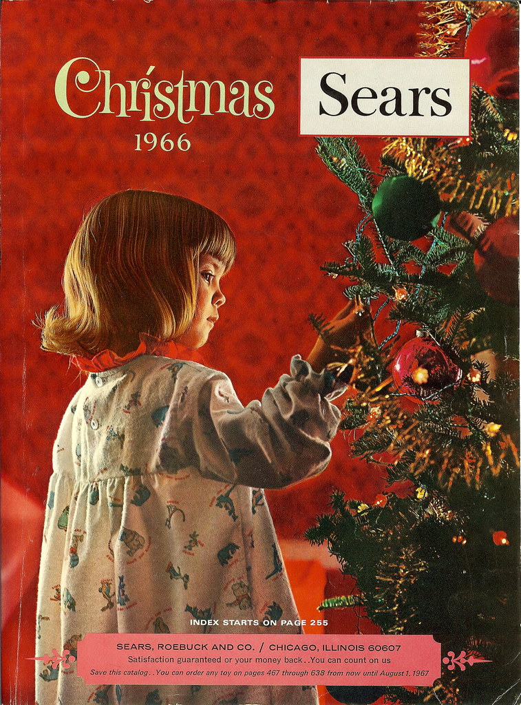 Sears Christmas Catalog.1966 Sears Christmas Catalog Now On Wishbookweb Hi All