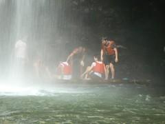 Pagsanjan-Wasserfall