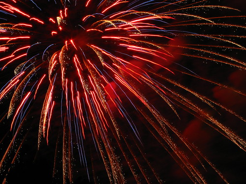 blue red usa colors america colorful fireworks explosion boom sparkle july4th independenceday sparks cumberlandcity