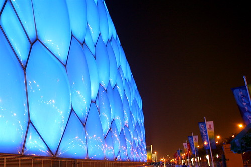 Beijing Olympics Water Cube | by rich115