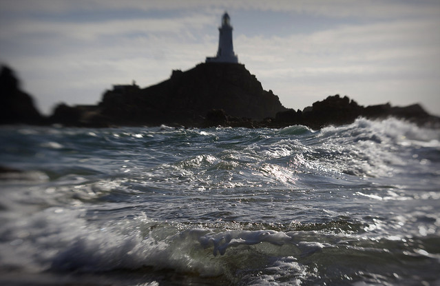 Lightbaby - A lensbaby lighthouse experience for HBW