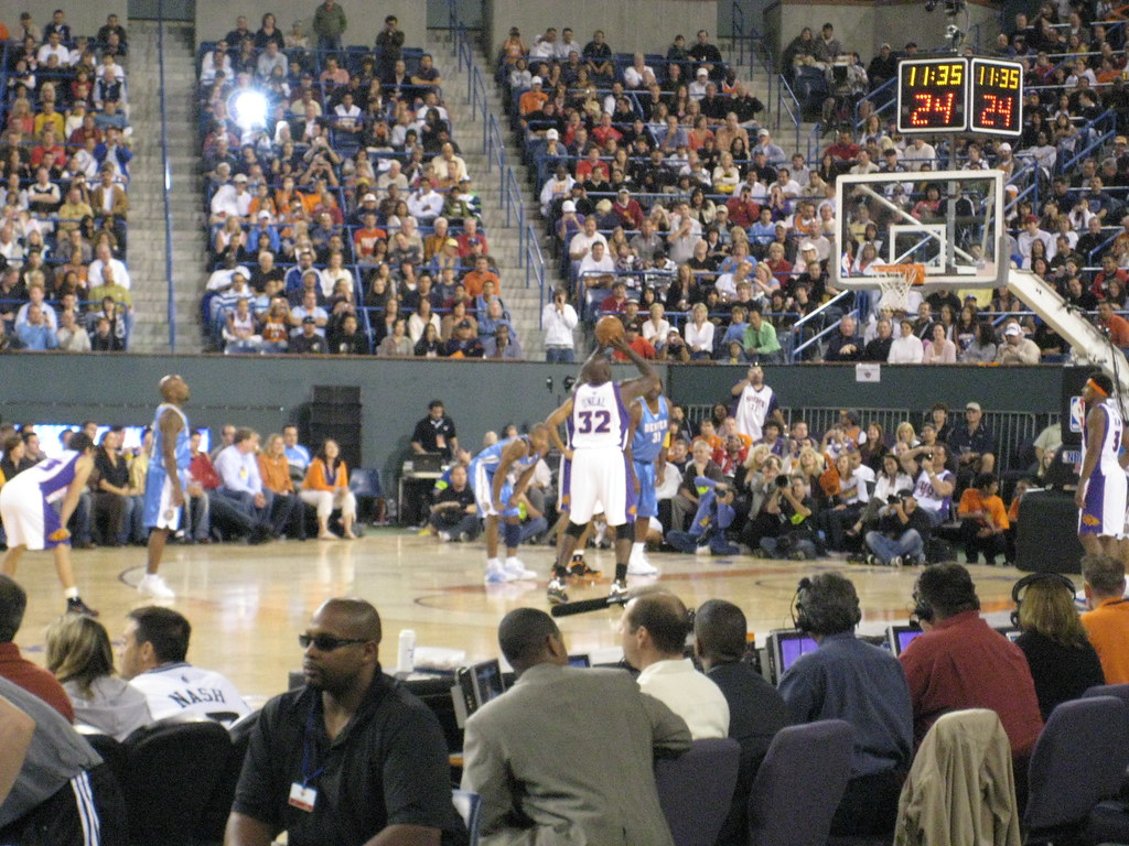Phoenix Suns Outdoor Game