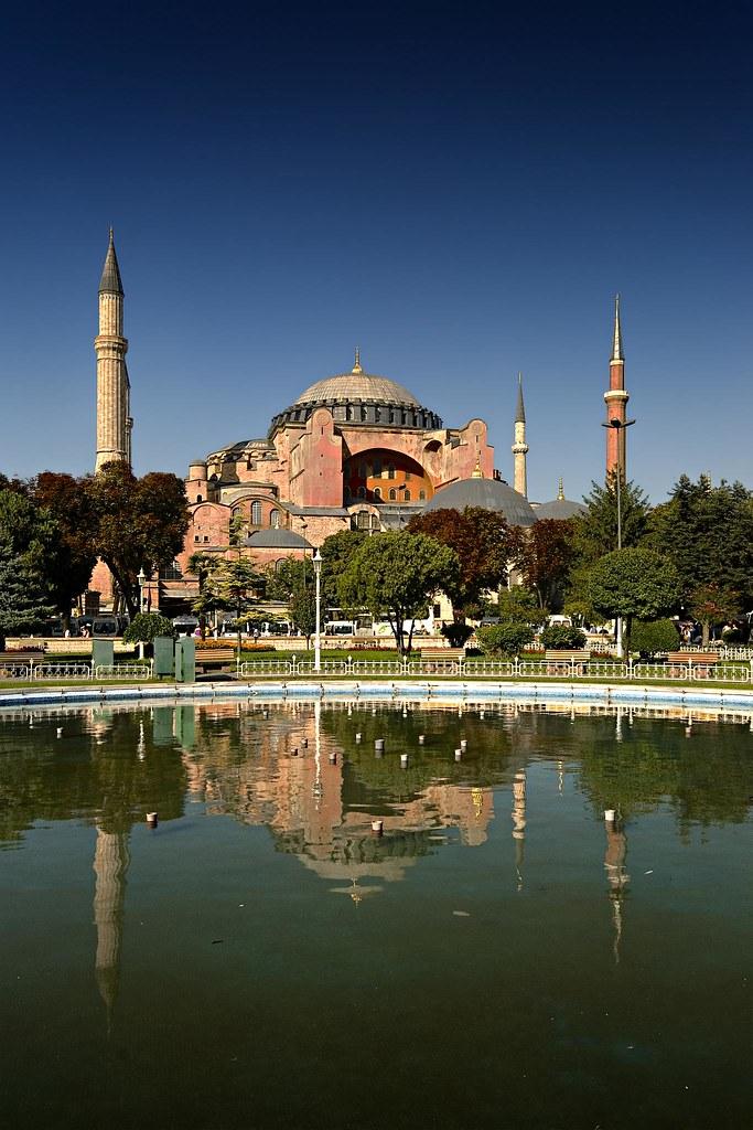 Turkey Istanbul Hagia Sophia _DSC26571 by youngrobv