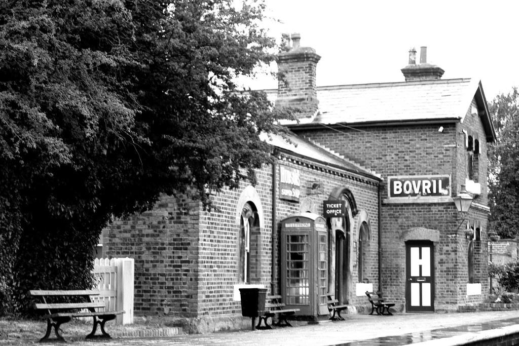 Hadlow Road Train Station