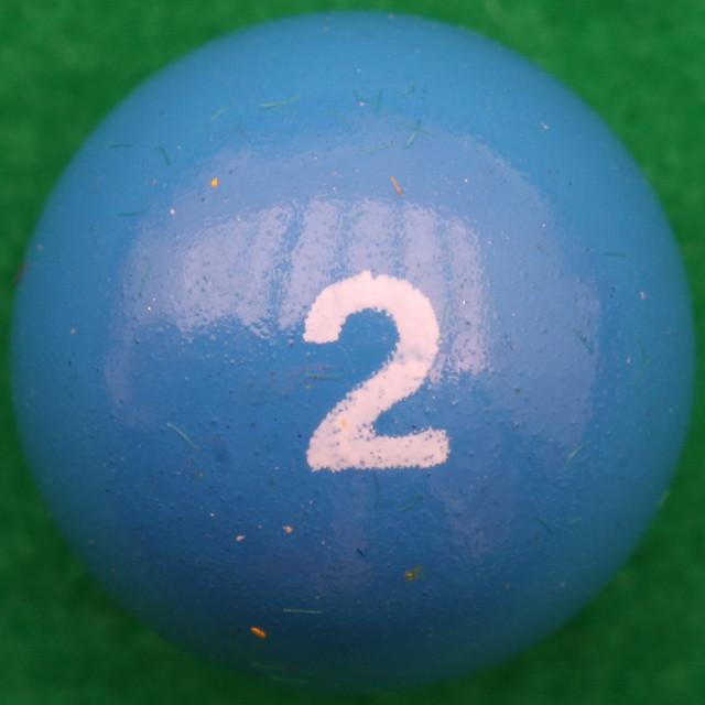 Miniature Pool Ball 2