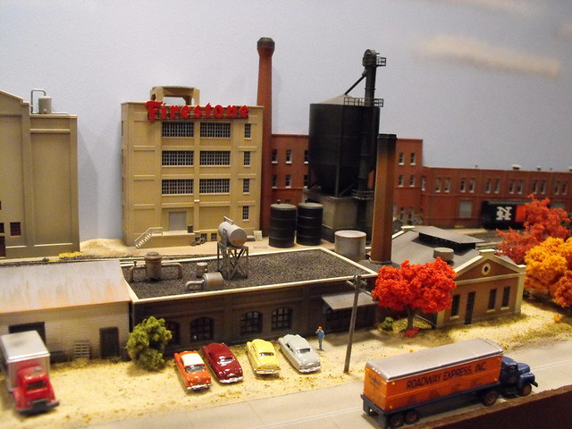 More from David Popp's N-Scale Layout | Industrial buildings