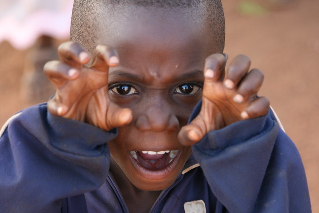 Ghanaian Boy