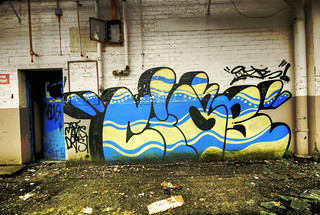 graffiti hdr06 | by photographphil