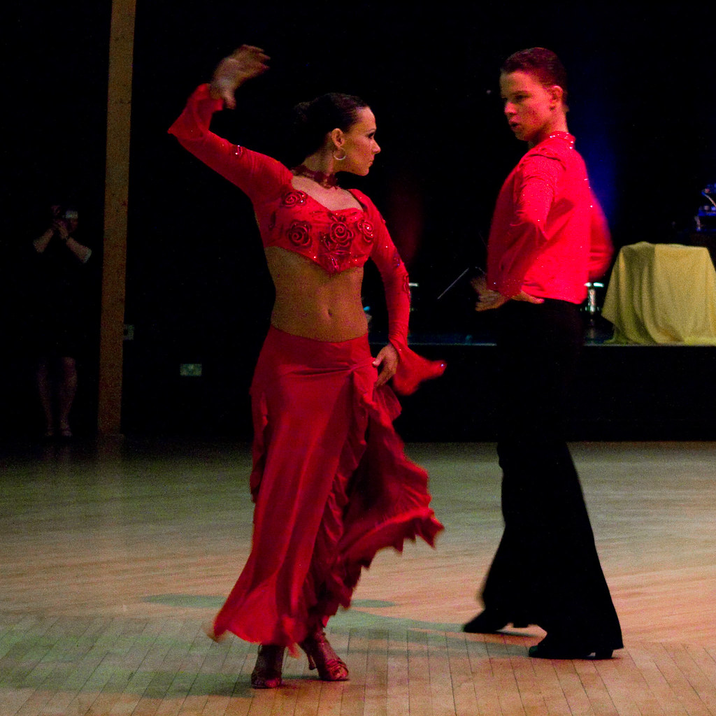 Unike Paso Doble | Andrew West | Flickr WC-11