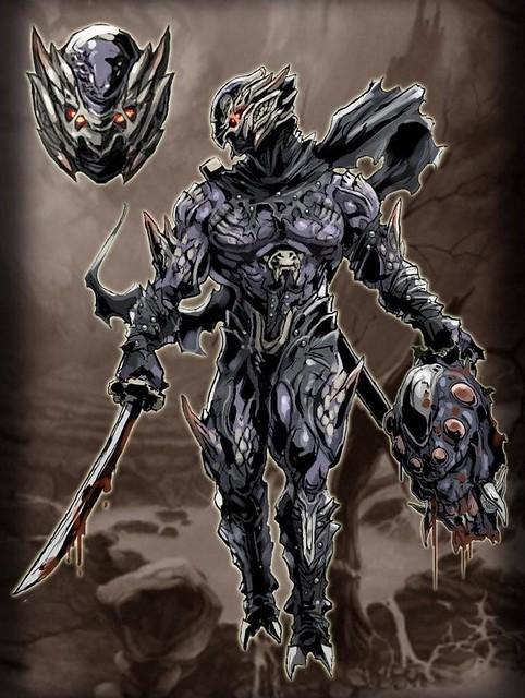 Ninja Gaiden 2 Ryu Hayabusa Fiend Armor Inspired By Th Flickr