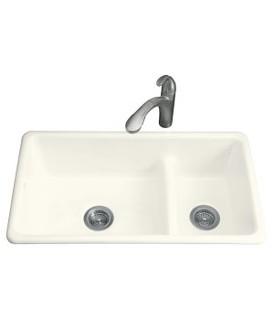 Kohler Basin Divider Kitchen Sink Kohler K 6625 Iron Tones Flickr