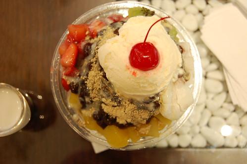 oddly satisfying summertime dessert | by sleepyneko
