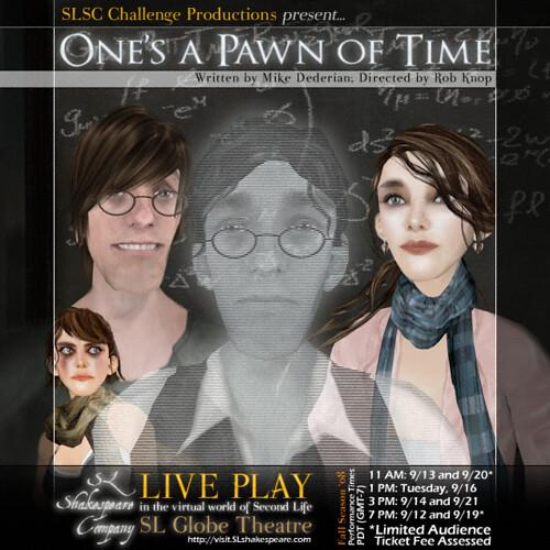 OPoT Playbill A | by Ina Centaur
