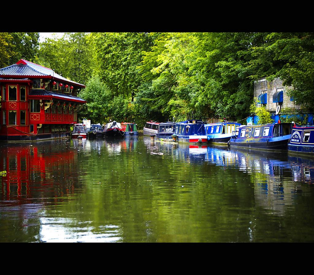 London - Camden Locke