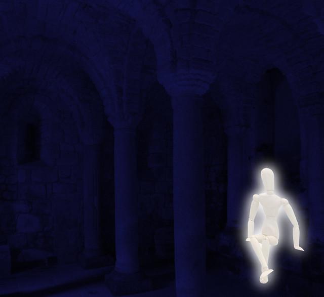 Woody Ghost (racconti)