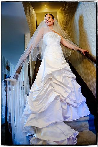 november wedding sexy beautiful bride nikon pennsylvania perspective noflash weddingdress 2008 allentown d3 2470mmf28g