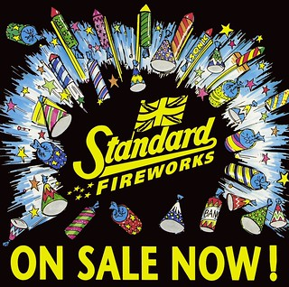 Standard Firework Poster - On Sale Here | by EpicFireworks