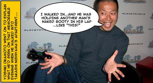 Yoshiki speaks up on Takashi and his man loving...
