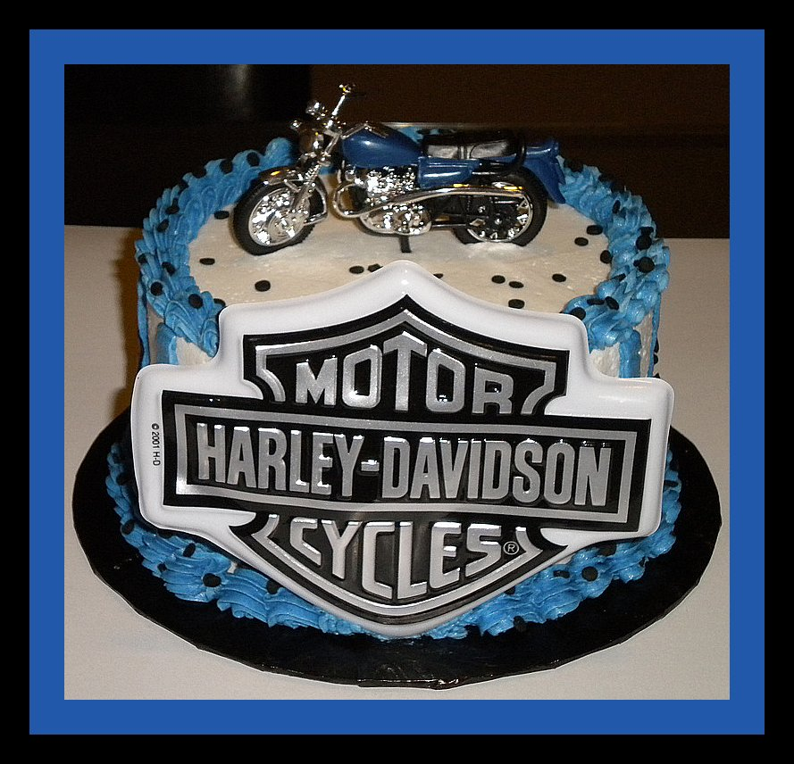 Superb Motorcycle Birthday Cake A Photo On Flickriver Funny Birthday Cards Online Alyptdamsfinfo