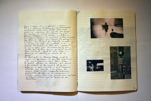 Grand Cahier Moleskine 31 | by Lost in Anywhere