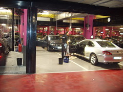 Interiores y Protector pintura coches nuevos 009