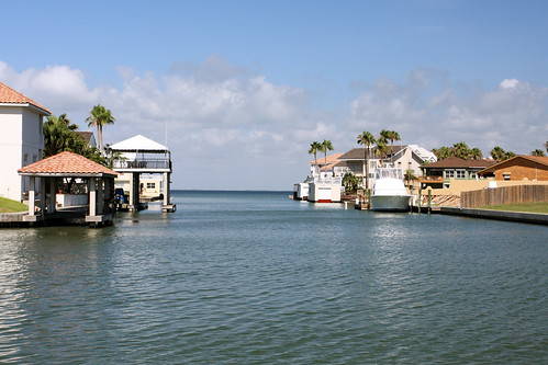 Canal - South Padre Island | by TravelingOtter