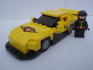 Lego Nascar