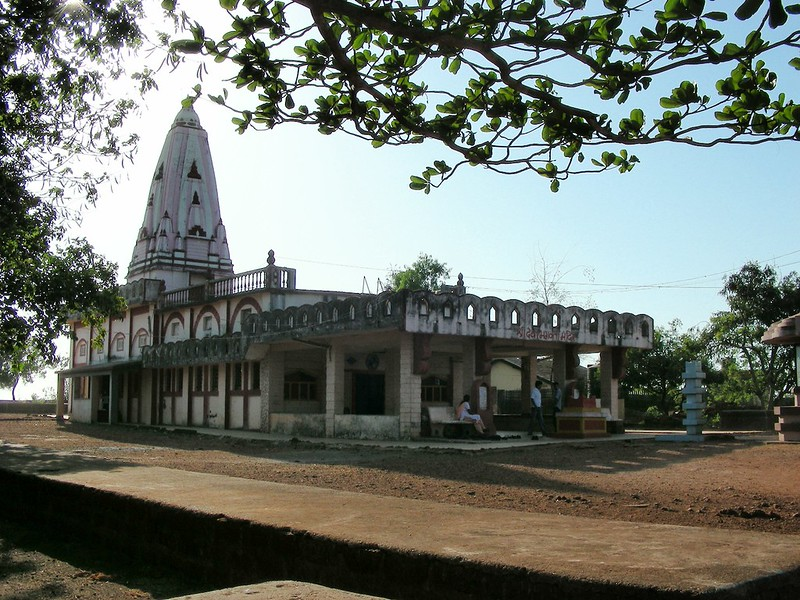 Temple in Ratnagiri