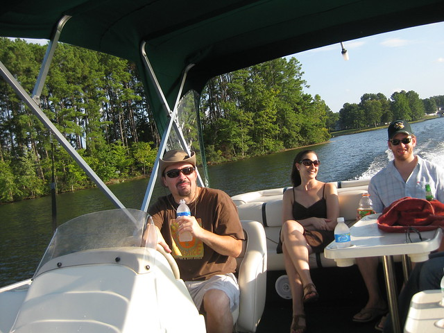 Scott_Joye_Adam_on_boat