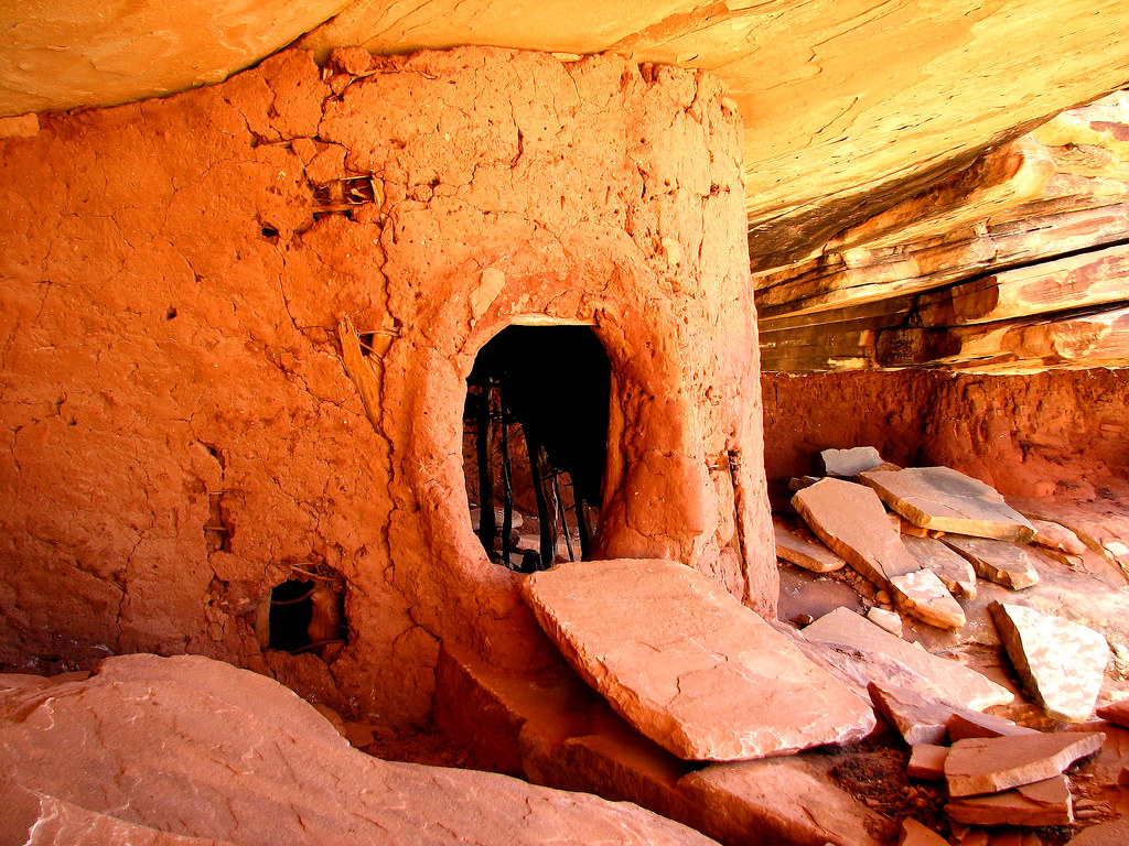 Oven Granary near Ceiling House by Red Dirt Dawg