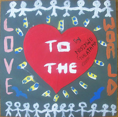 Love to the World   by Stichting Umeebee / lovetotheworld